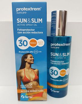 Proextrem sun & Slim active spray oil spf 30