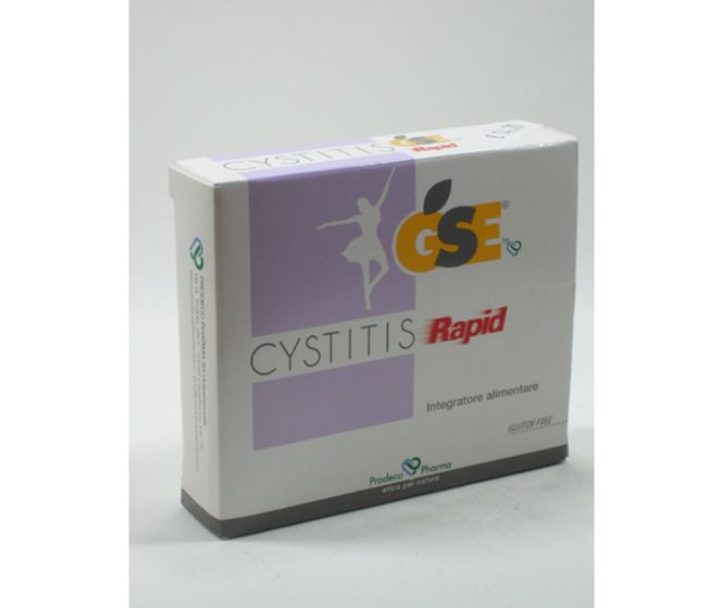 GSE Cystitis rapid (30 comp)